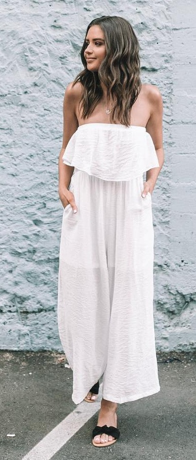 10 Chic White Outfits for Summer