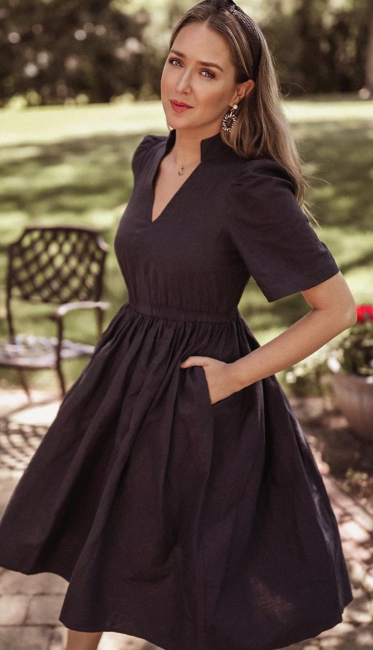 Pocket Dress Outfit Ideas for Women