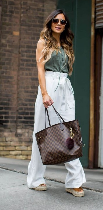 Style Your Amazing Neverfull LV Bag This Summer