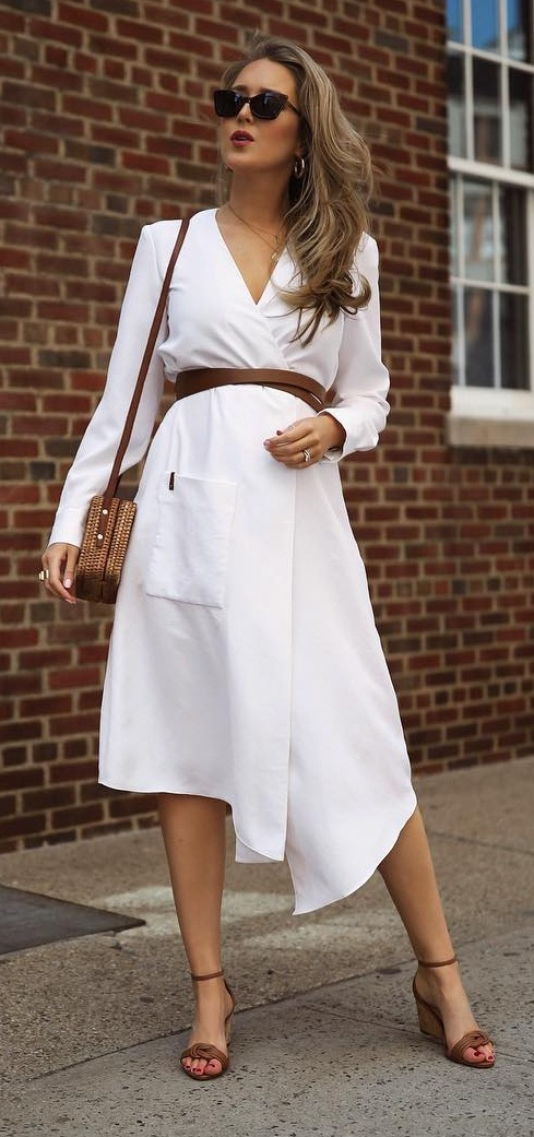 Quick and Pretty Workwear Dress For Women