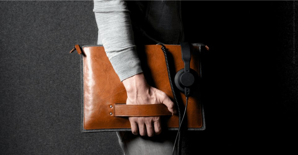 The Folio Bag