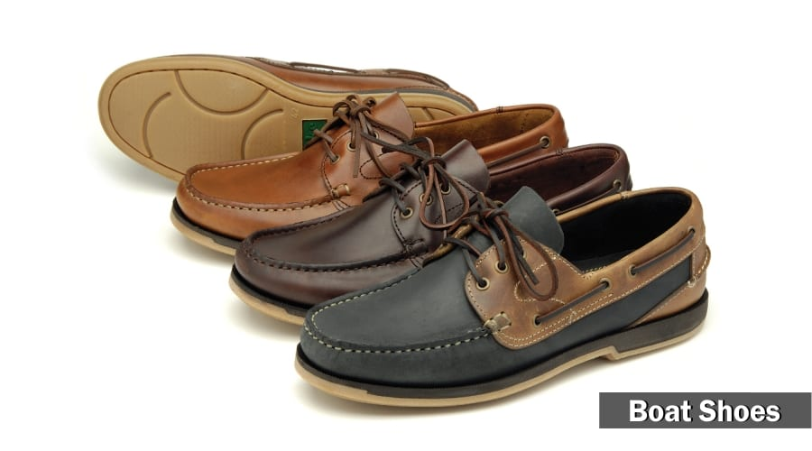 boat shoes for men in india