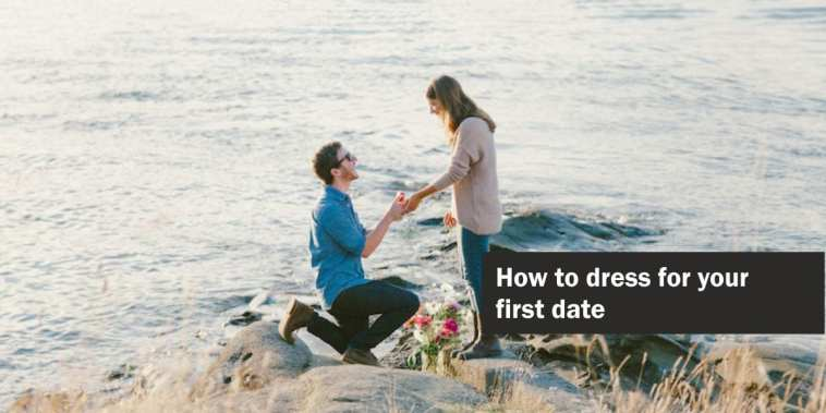 how to dress on your first date
