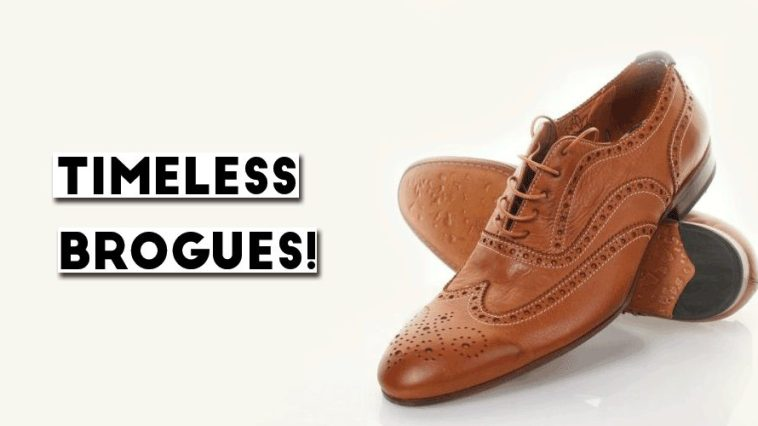 Timeless Brogues