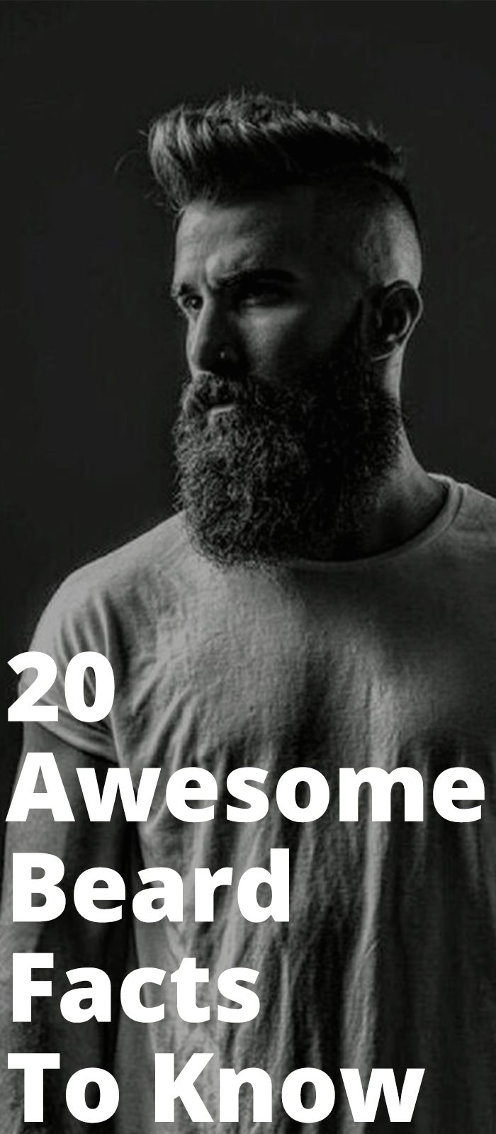 20 Awesome Beard Facts To Know
