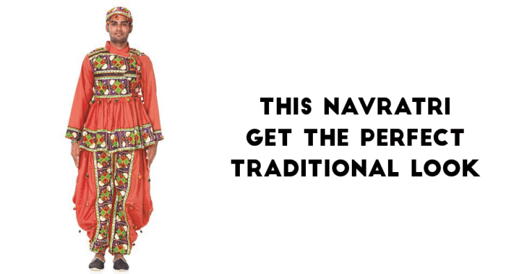 This Navratri Get The Perfect Traditional Look