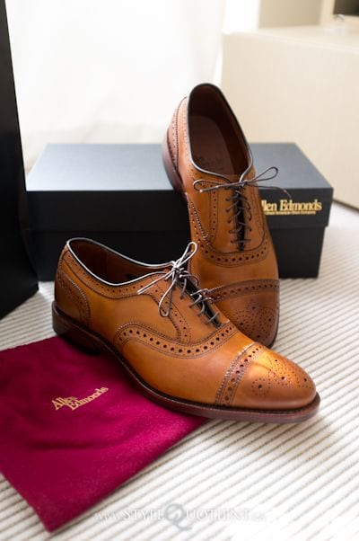 oxfords shoes for men in brown