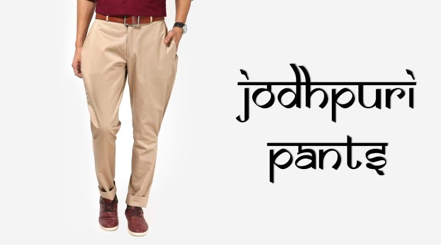 Jodhpuri Pants men for men online
