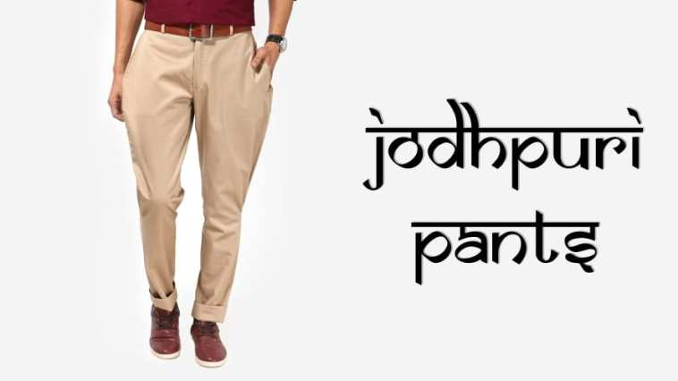 Jodhpuri Pants men for men online