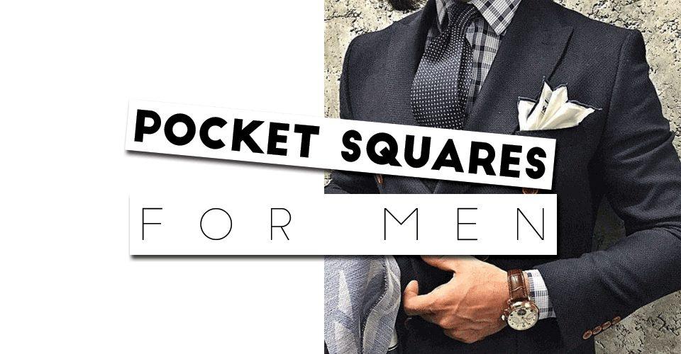 Pocket Squares For Men