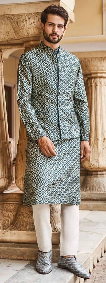 Elegant Sherwani Outfit Ideas For Men To Style