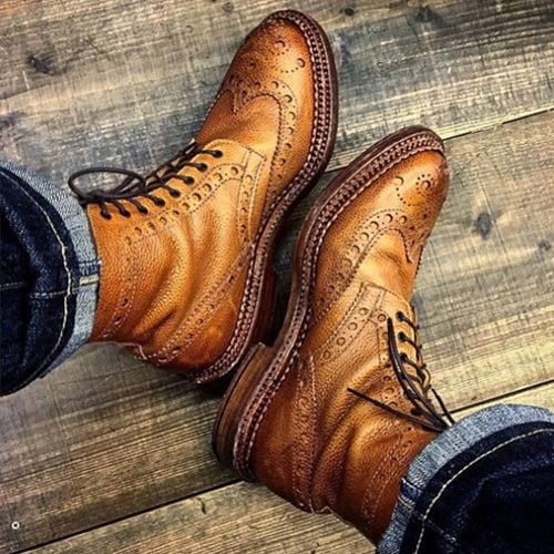 5 Must Have Shoes In Every Man's Wardrobe