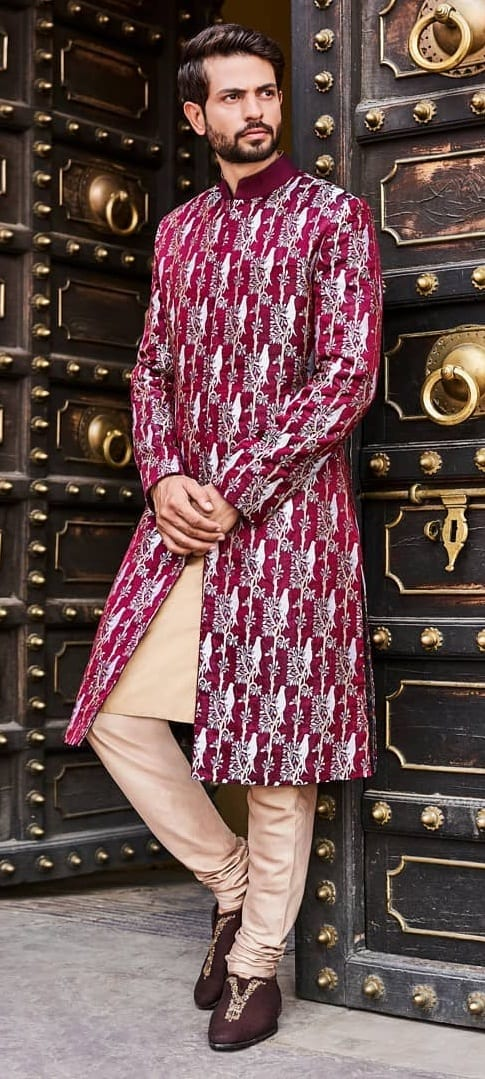 Royal Sherwani Outfit Ideas For Men To Style