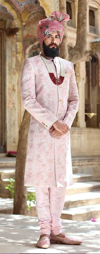 Sherwani Outfit Ideas For Men To Style