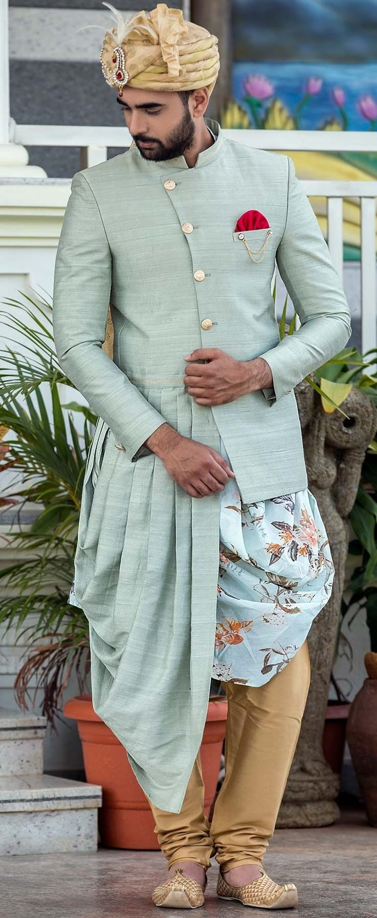 Trendy Wedding Outfit ideas for men