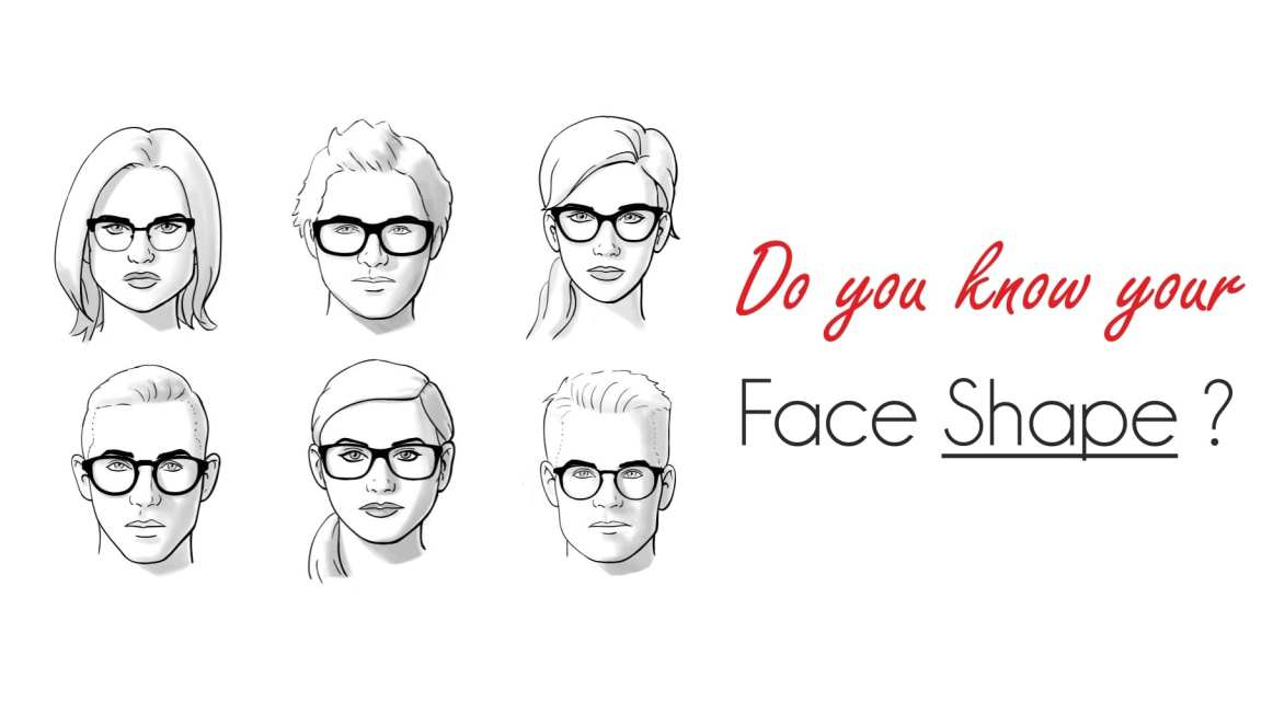 do you know your face shape guide