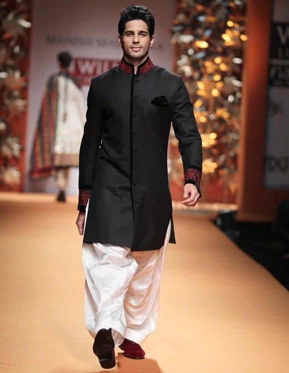 sherwani with pajama