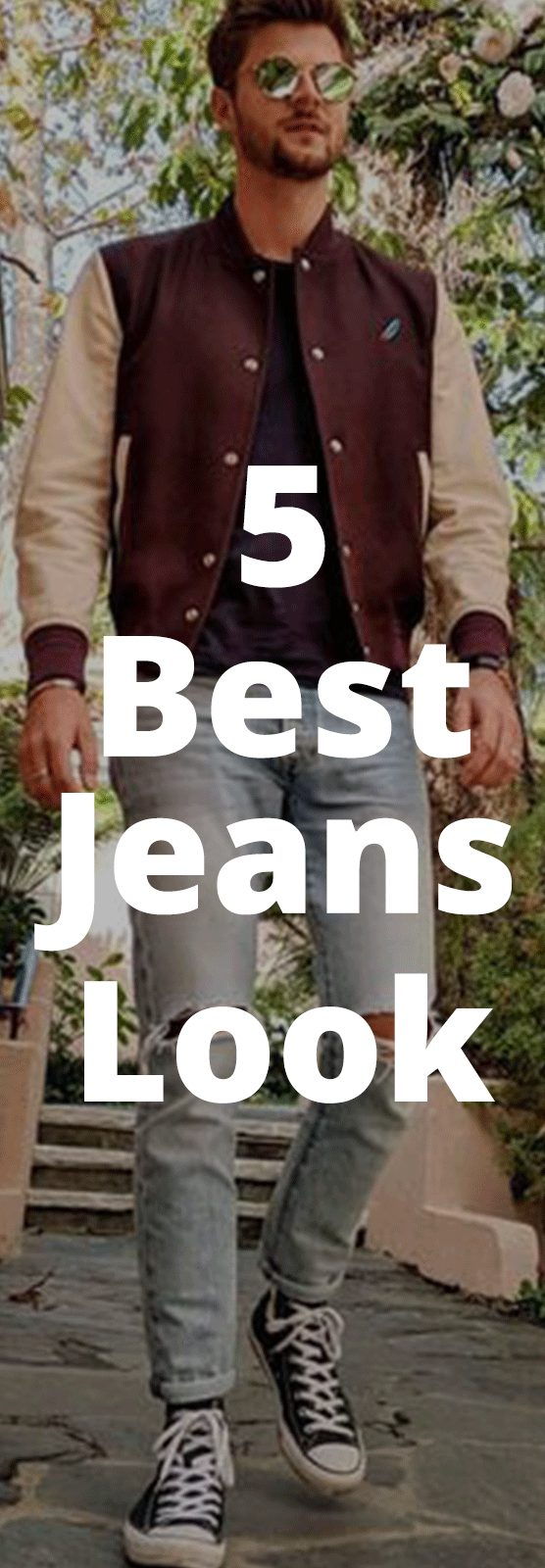 5 Best Jeans Look