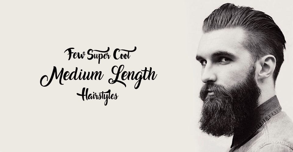 Few Super Cool Medium Length Hairstyles