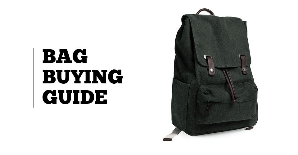 Bag Buying Guide