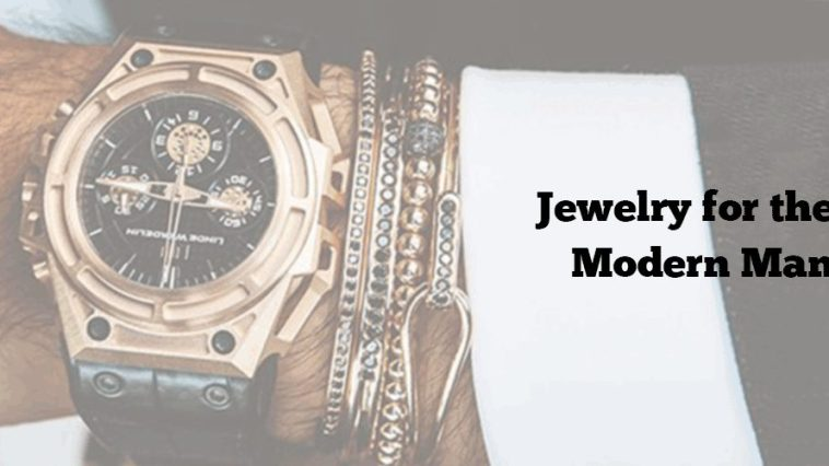 Jewelry for the Modern Man