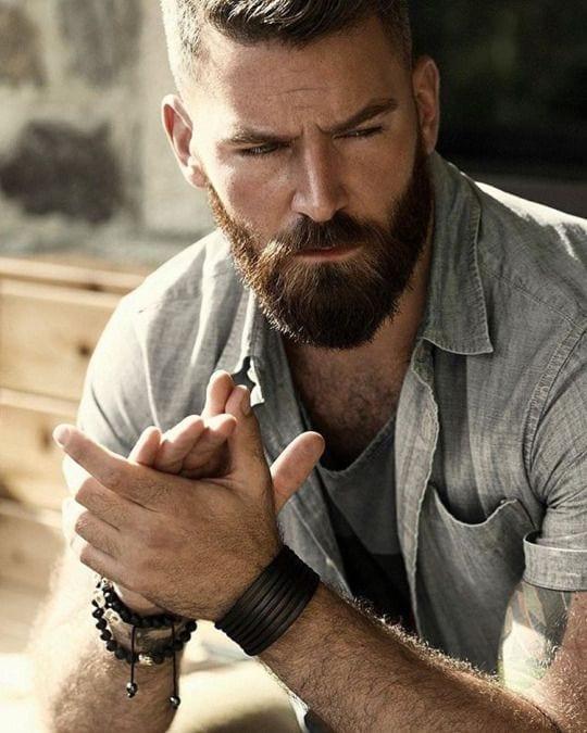 diamond face shape beard styles