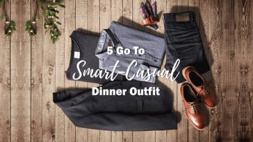 5 Go To Smart-Casual Dinner Outfit