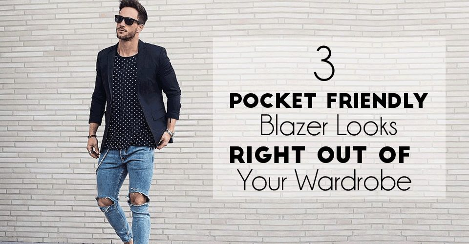 3 Pocket Friendly Blazer Looks Right Out of Your Wardrobe!