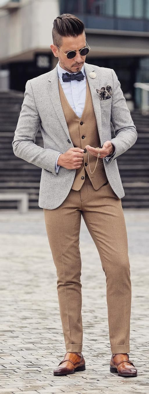 How to Style Your Suit Jackets