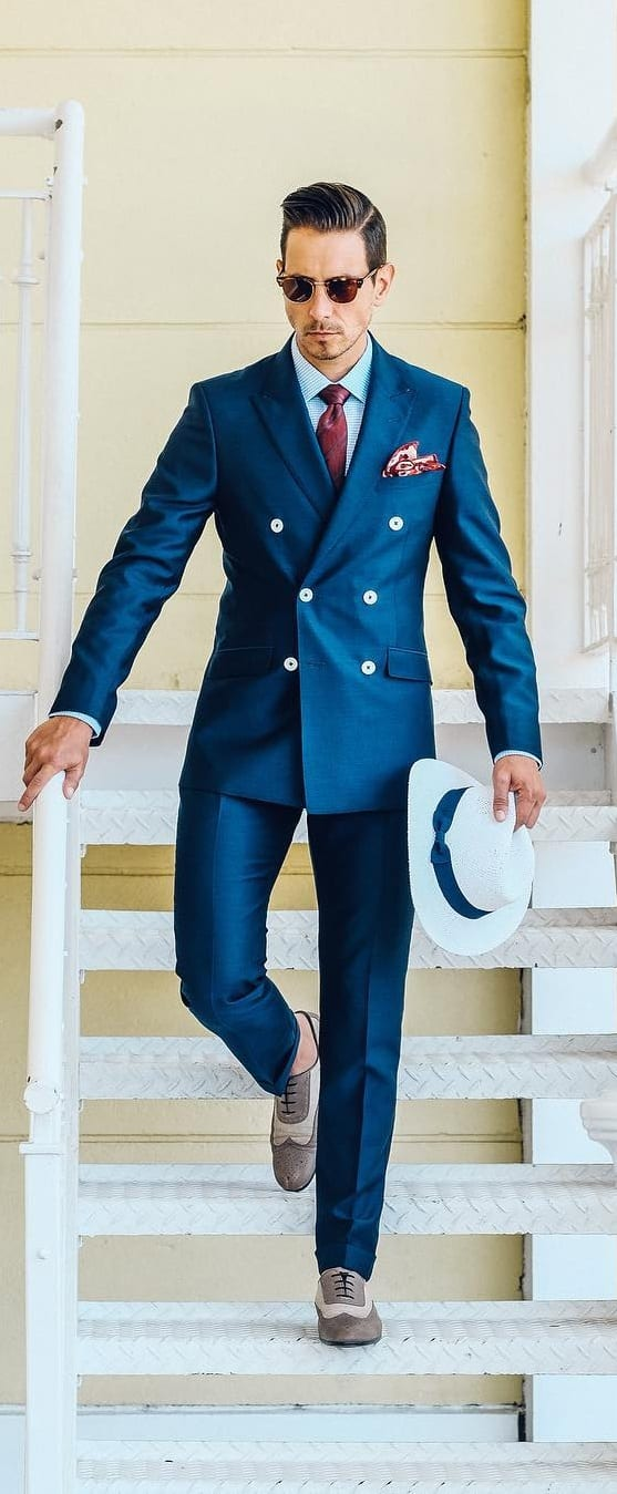 5 Must Have Suits For Men