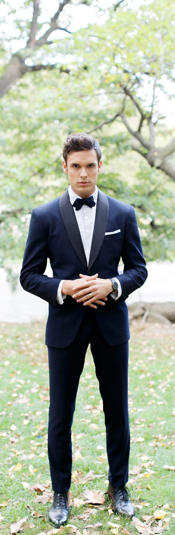 Tuxedo Every Man Own Now