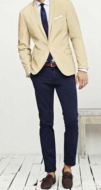 7 Must Have Chinos And Shirt Colors For 7 Different Looks