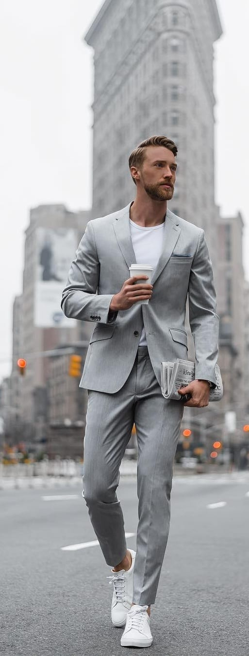 The Perfect Suit – Suit Jackets