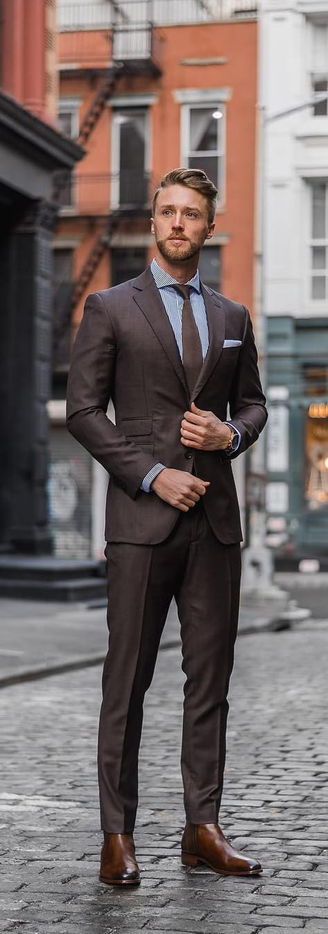 The Perfect Suit – Suit Jackets!