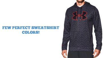 Perfect Sweatshirt colors!