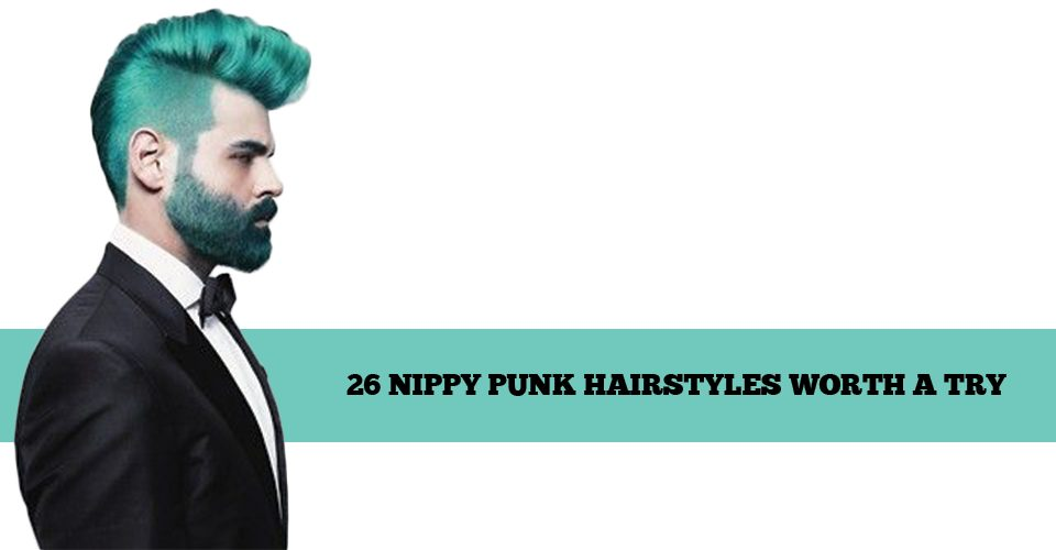 nippy punk hairstyles