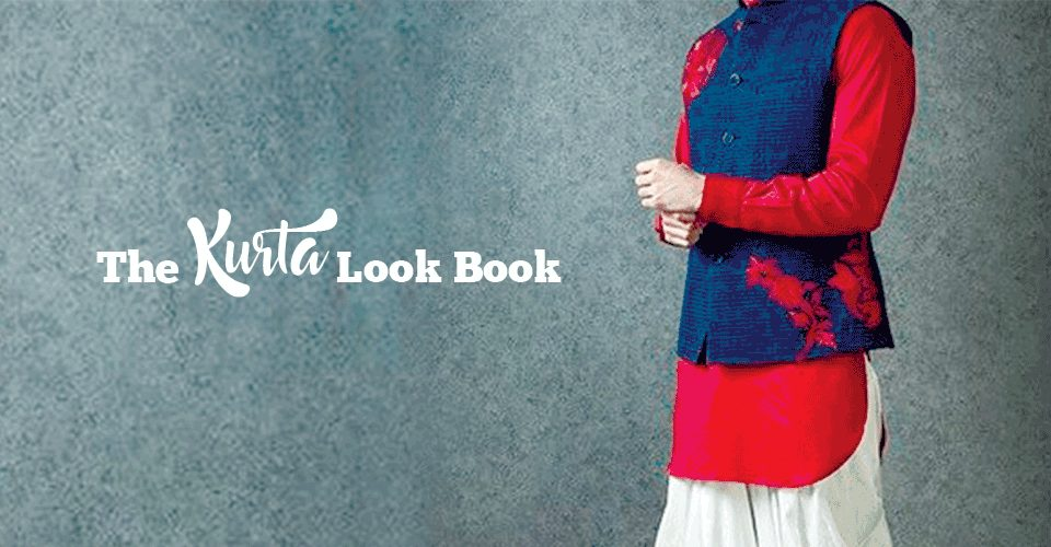 Indian Traditional Kurta Look