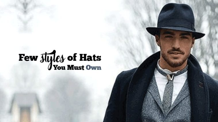 different types of hats