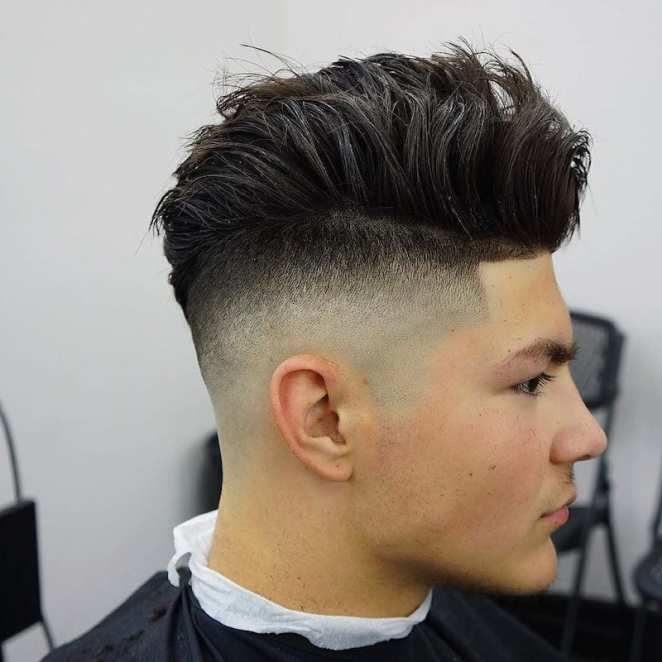 Know The Difference Fade And Undercut Hairstyles