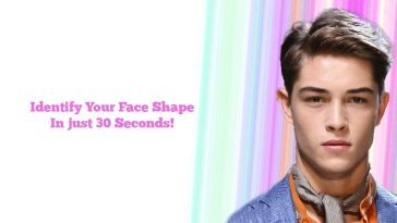 identify your face shape
