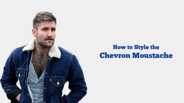 Styling The Chevron Moustache