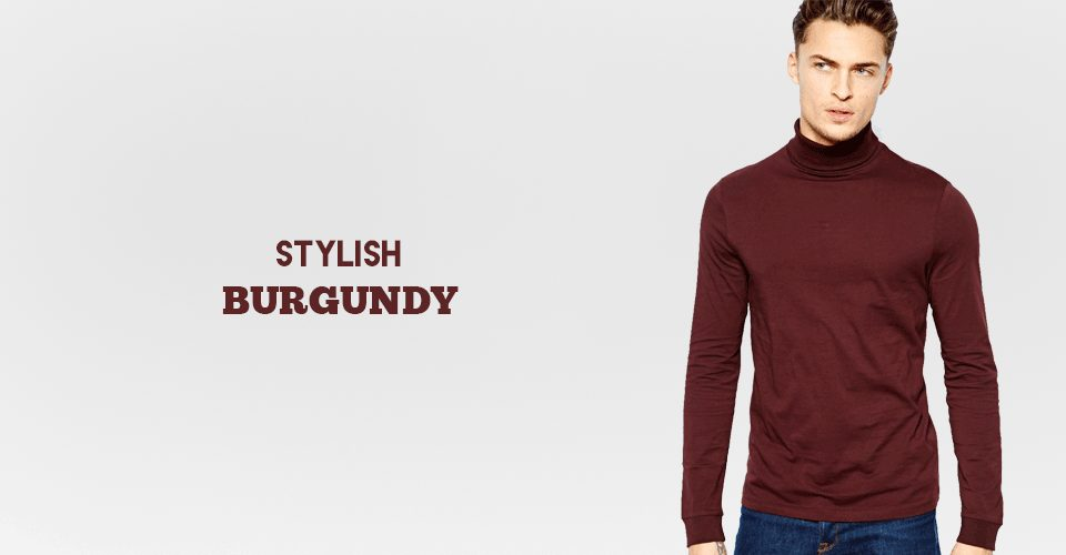 best burgundy outfits