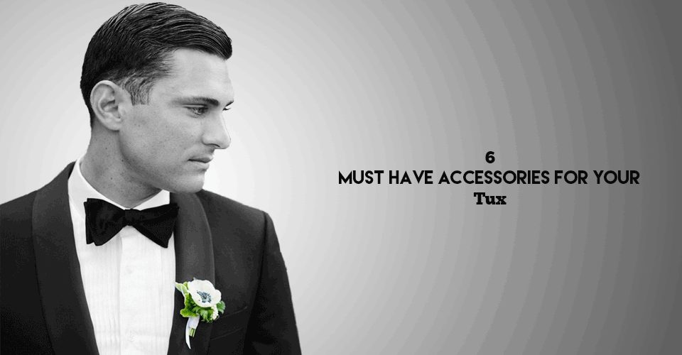 popular must have accessories for tux