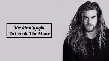 The Ideal Length To Create The Mane