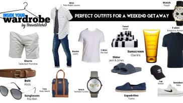 Must have Weekend outfit for men
