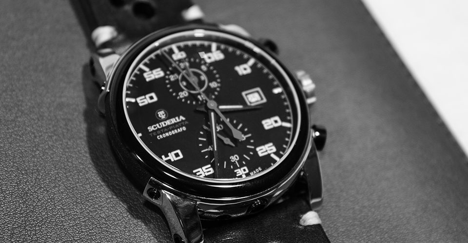 Scuderia Testa – Piatta Men's Watch Collection