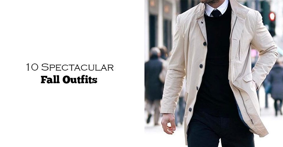 fall outfits for men