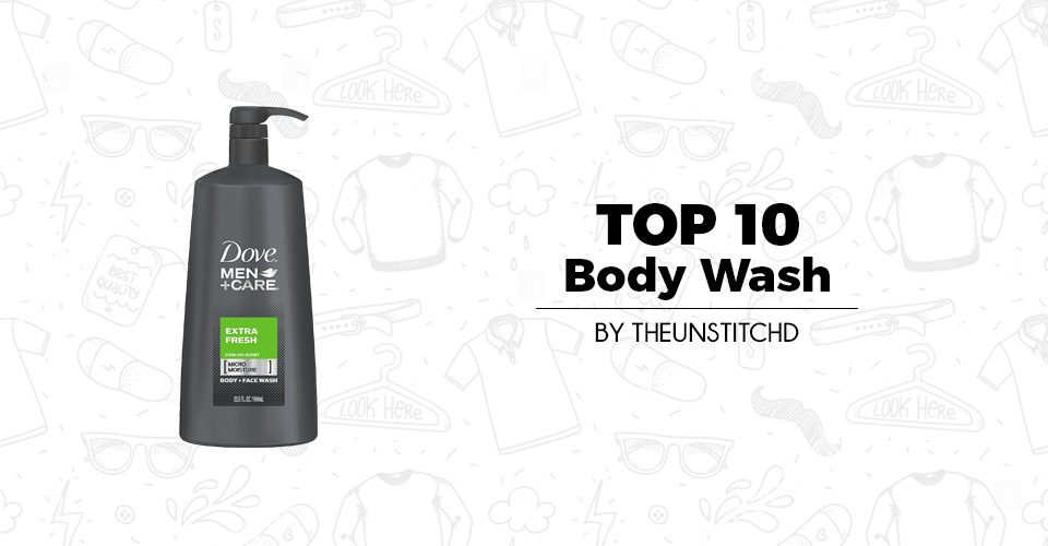 Top 10 Best Body Wash for Men