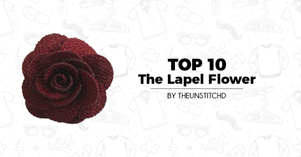 Top 10 Best The Lapel Flower for Men