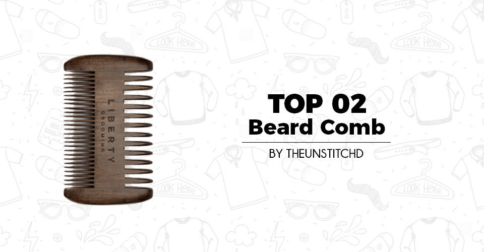 Top 2 Best Beard Comb for Men